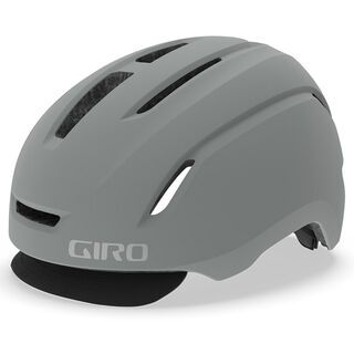 Giro Caden LED, matte grey - Fahrradhelm
