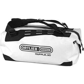 Ortlieb Duffle, weiß-schwarz - Reisetasche