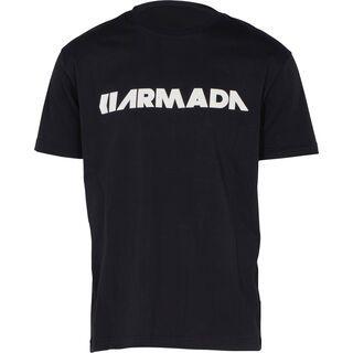 Armada Icon Tee, black - T-Shirt