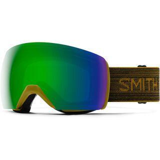 Smith Skyline XL, mystic green/Lens: cp sun green mir - Skibrille