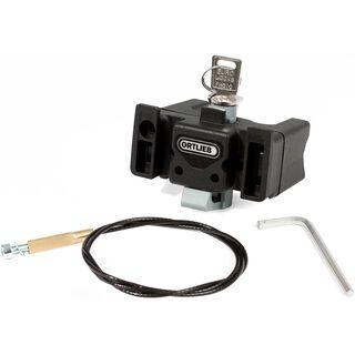 Ortlieb Handlebar Mounting-Set with Lock (E185)