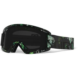 Giro Semi inkl. WS, moss/Lens: ultra black - Skibrille
