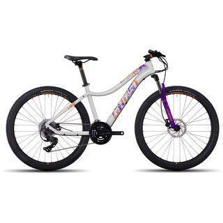 Ghost Lanao 1 AL 27.5 2017, white/violet/orange - Mountainbike
