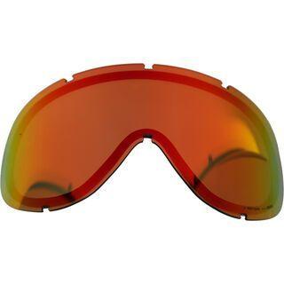 POC Retina Wechselscheibe, persimmon red mirror - Wechselscheibe