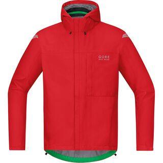 Gore Bike Wear Element Gore-Tex Paclite Jacke, red - Radjacke