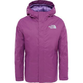 The North Face Youth Snow Quest Jacket, wood violet - Skijacke