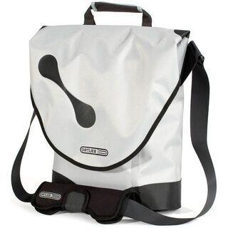 Ortlieb City-Shopper, hellgrau-schwarz - Messenger Bag