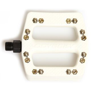 Odyssey OG PC Pedals white