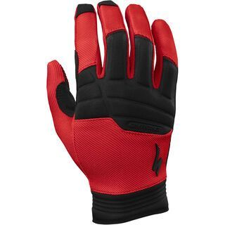 Specialized *** 2. Wahl *** Enduro Long Finger Größe: XL, red - Fahrradhandschuhe