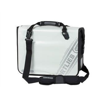 Ortlieb Office-Bag Black'n White QL3.1, weiß-schwarz - Fahrradtasche