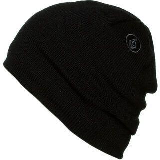 Volcom Woolcott Premier Beanie, Black - Mütze