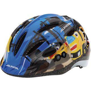 Alpina Gamma 2.0, construction - Fahrradhelm