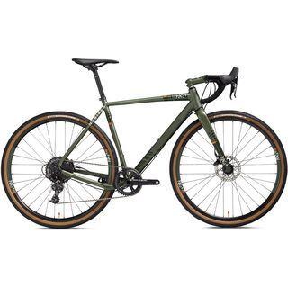 NS Bikes RAG+ 1 2019, green - Gravelbike
