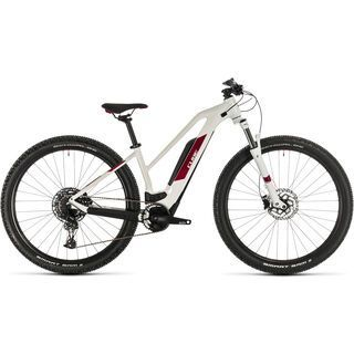 Cube Access Hybrid Pro 27.5 Trapeze 2020, white´n´berry - E-Bike