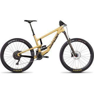 Santa Cruz Nomad C XE Coil 2018, tan/black - Mountainbike