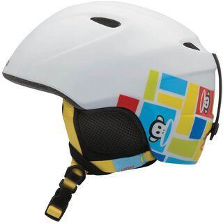 Giro Slingshot, Paul Frank Julius Mondrain - Snowboardhelm