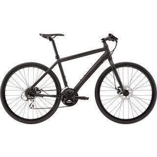 Cannondale Bad Boy 4 2016, matte black - Urbanbike