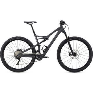 Specialized Camber Comp Carbon 29 2x 2018, graphite/silver - Mountainbike