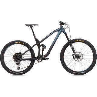 NS Bikes Define AL 160 2020, black/teal - Mountainbike
