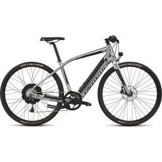 Specialized Turbo 2015, Dream Silver/Satin Black - E-Bike
