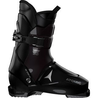 Atomic Savor 95 W, black/dark purple - Skiboots
