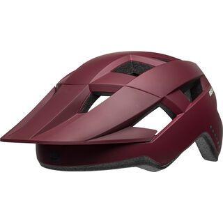 Bell Spark W MIPS, maroon/slate/sand - Fahrradhelm