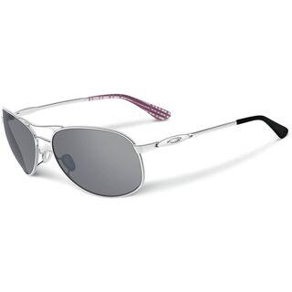 Oakley Given, Polished Chrome/Grey - Sonnenbrille
