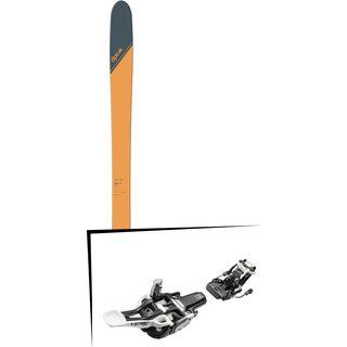Set: DPS Skis Wailer 99 Tour1 2018 + Fritschi Diamir Vipec 12 schwarz
