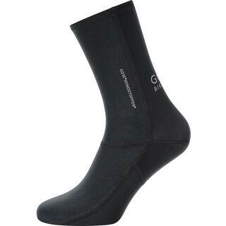 Gore Bike Wear Universal Gore Windstopper Partial Socken, black