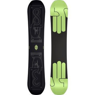 Bataleon Evil Twin Wide 2017 - Snowboard