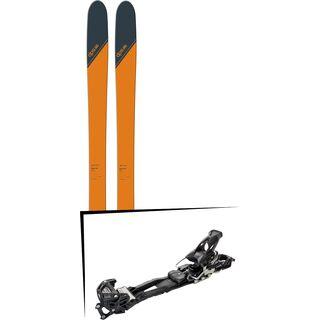 Set: DPS Skis Wailer 99 Tour1 2018 + Tyrolia Adrenalin 16 AT