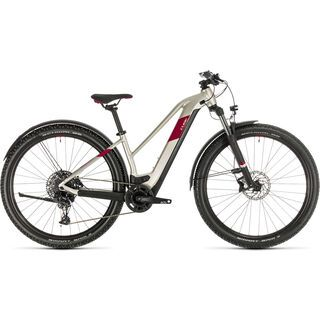 Cube Access Hybrid EX Allroad 625 29 Trapeze 2020, titan´n´berry - E-Bike