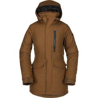Volcom Shelter 3D Stretch Jacket, copper - Snowboardjacke