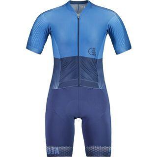 Maloja PushbikersM. Suit, night sky - Rad Einteiler