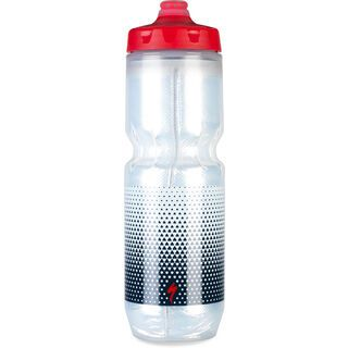 Specialized Purist Insulated Fixy 0,68 L, translucent/blue hex - Trinkflasche