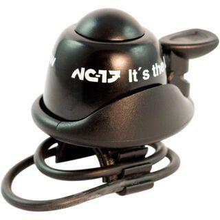NC-17 Safety Bell, black - Fahrradklingel