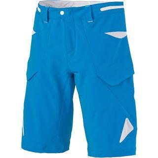 Scott Mind ls/fit Shorts, blue/white - Radhose