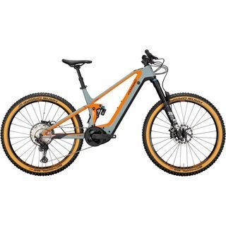 Conway Xyron S 727 2021, grey/orange - E-Bike