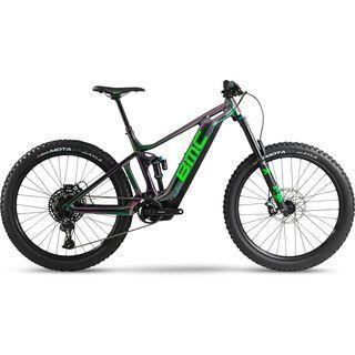BMC Trailfox AMP SX Two 2020, purple haze - E-Bike