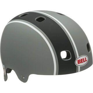 Bell Segment, matte gray/black skratch 54 - Fahrradhelm