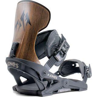 Jones Apollo 2020, black - Snowboardbindung