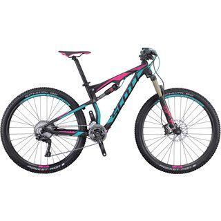 Scott Contessa Spark 700 2016, black/turquoise/pink - Mountainbike