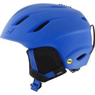 Giro Nine MIPS, matte blue - Skihelm