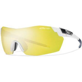 Smith Pivlock V2, white pearl/yellow mirror - Sportbrille