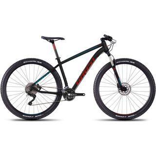 Ghost Tacana 7 2016, black/red/blue - Mountainbike