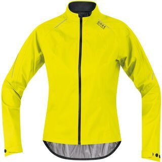 Gore Bike Wear Power Gore-Tex Active Lady Jacke, neon yellow/black