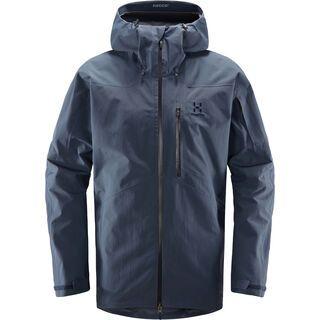 Haglöfs Nengal Jacket Men, dense blue - Skijacke