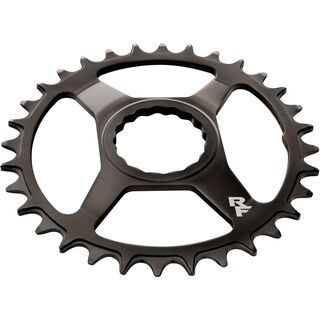 Race Face Direct Mount Cinch Narrow Wide Steel - 10/11/12-fach, black - Kettenblatt