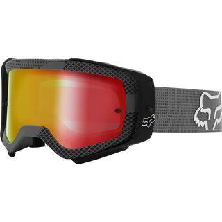 Fox Airspace Speyer Goggle Spark inkl. WS, black/Lens: spark mir lex - MX Brille