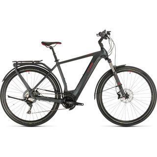 *** 2. Wahl *** Cube Kathmandu Hybrid EXC 625 2020, iridium´n´red - E-Bike | Größe 58 cm